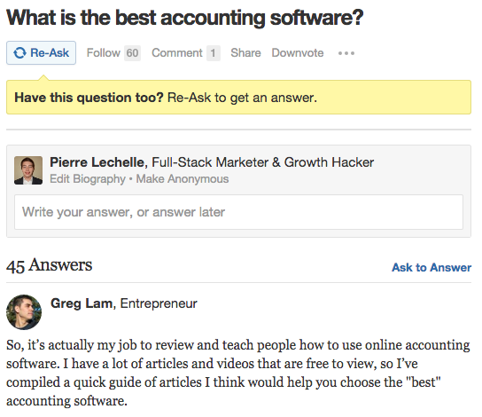 quora-software-question
